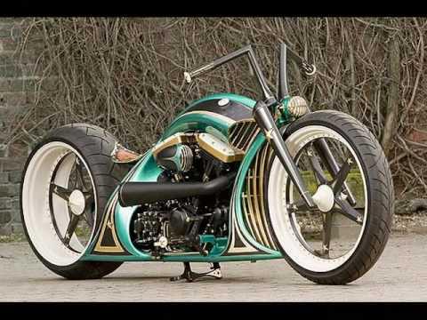 Motos spéciales