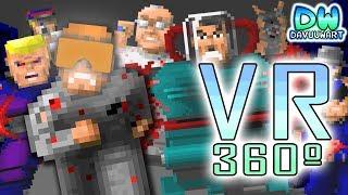 [VR 360º] The Blazkowicz's downfall   ANIMATION   Wolfenstein