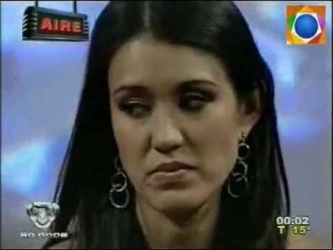 Showmatch-Ave María Joda a Sandra Manrique [Parte3]