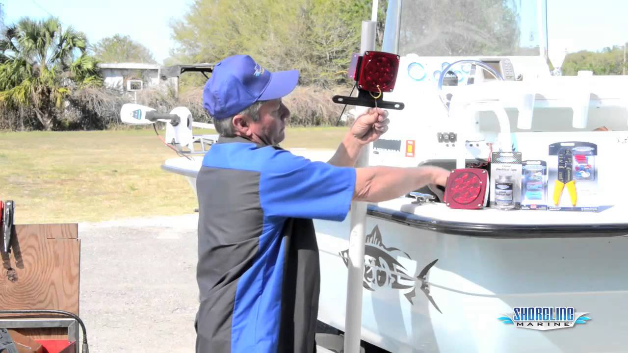 How To Install Led Trailer Lights