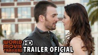 Deixa Rolar Trailer Oficial Legendado (2015) - Chris Evan, Michelle Monaghan HD