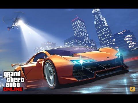 СТРИМ ПО GTA 5 Online