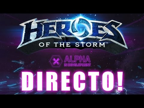 Directo con Horacio - Heroes of The Storm!