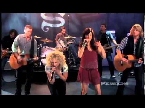 Little Big Town - Fine Line[Live]