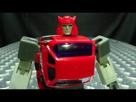 X-Transbots TORO (Cliffjumper): EmGo's Transformers Reviews N' Stuff