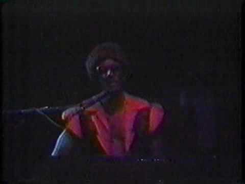Bernie Worrell Solo- D.C. 1979