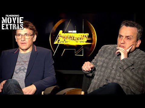AVENGERS: INFINITY WAR | Anthony Russo & Joe Russo Talk About Their Experience Making The Movie