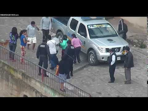 SERENAZGO CAJAMARCA - Video Vigilancia Marzo 2014