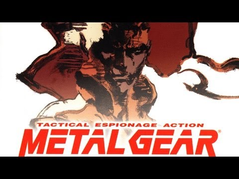 Classic Game Room - METAL GEAR SOLID review for PlayStation