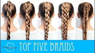HOW TO BRAID FOR BEGINNERS! 🖐🙌