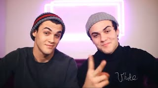 Dolan twins first channel member video !!
