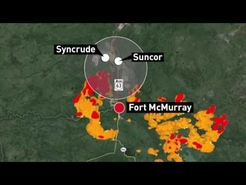Fort McMurray update on CBC News Morning, May 18th