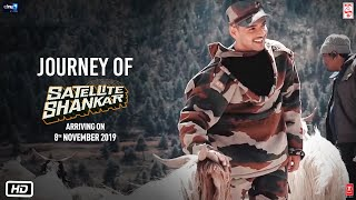 Journey of Satellite Shankar | Sooraj Pancholi, Megha Akash | Irfan Kamal | 8 Nov 2019