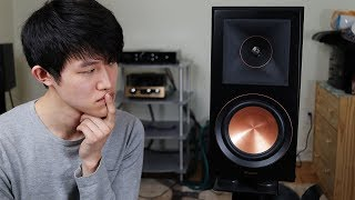 Klipsch rp600m Review ! - I love horn speakers and this is why