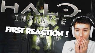 HALO INFINITE REACTION E3 2019
