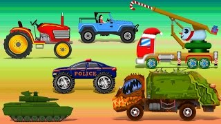 Street Vehicles | Cars & Trucks | Vehicles Compilation