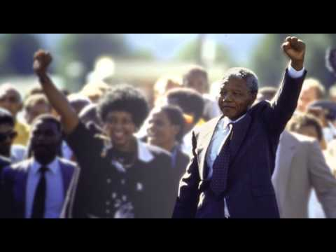 His Day Is Done - A Tribute Poem For Nelson Mandela By Dr. Maya Angelou video