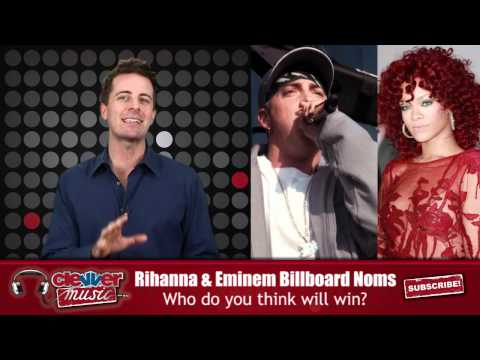 Rihanna And Eminem Tied for Most Billboard Awards Nominations