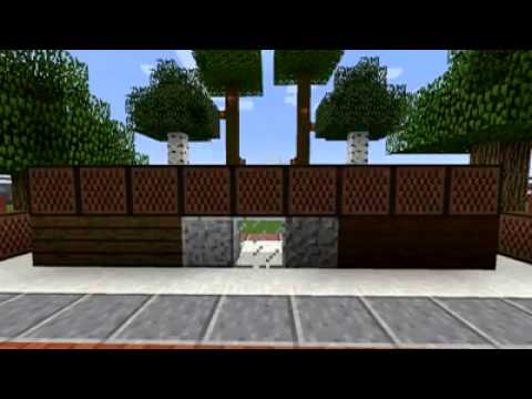 Minecraft | Wiggle | Version Bloques Musicales