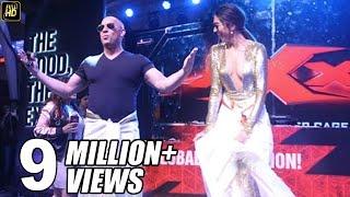 Deepika Teaches SRK's Lungi Dance To Vin Diesel - What Happens Next Will Blow Your Mind