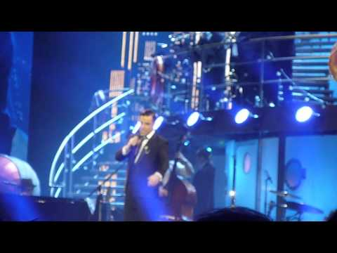 Robbie Williams - 26.4.14 - New York