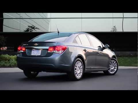 2012 Chevrolet Cruze Eco - WINDING ROAD POV Test Drive