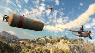 Just Cause 2 Multiplayer Mod Выживание и C4