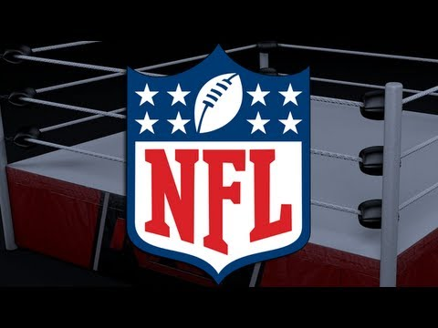 WWE & NFL PARTNERS - WWE SCOUTING NFL TALENT! XFL RETURNING?
