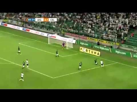 Legia Warszawa Vs Celtic Glasgow 4:1 ||Skrót Meczu|| All Goals&Highlights || 30-07-2014 ||