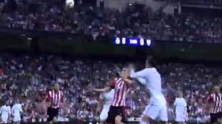 Real Madrid vs Athletic Bilbao 2-0 05/10/2014 first half highlights and goals