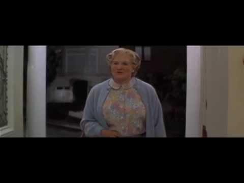 Hello, Mrs.Doubtfire - YouTube