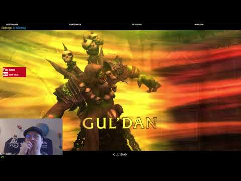 Lore of Nerds - World of warcraft leveling a shaman US (day20)