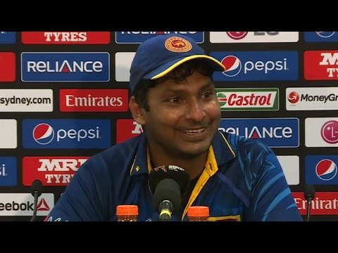 Kumar Sangakkara's Speech Before Retirement