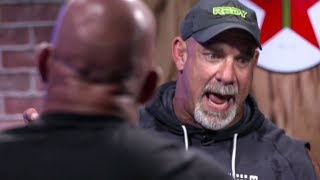 Goldberg on The Broken Skull Sessions: Sunday after WWE TLC