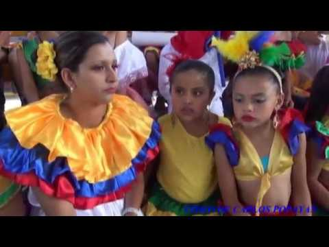 COLEGIO NUESTRA SEÑORA DE FATIMA POPAYAN DIA DE LA COLOMBIANIDAD 2013 VIDEO DE CARLOS POPAYAN
