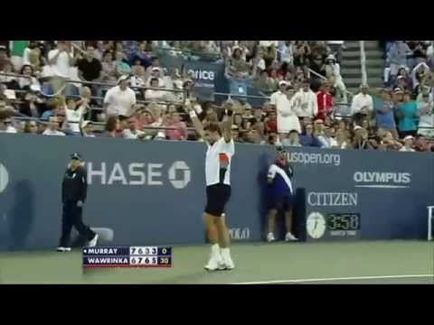 Stanislas Wawrinka - Discreet Talent [HD]