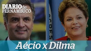 Segundo turno de decis�o para Dilma e A�cio