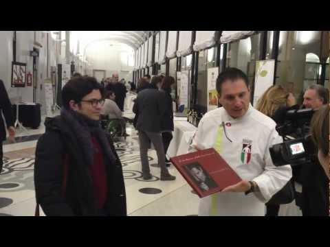Official Presentation to the Italian Press of his latest book - Video 2