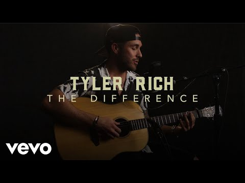 "Tyler Rich - Tyler Rich - ""The Difference"" Official Performance & Meaning 
