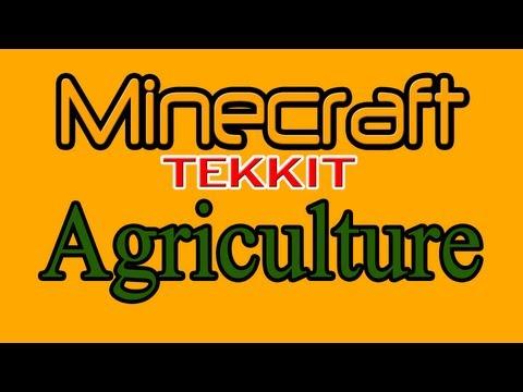 Minecraft Tekkit - Agriculture