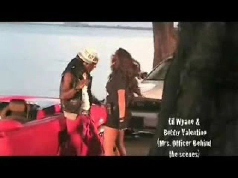 Lil Wayne ft Bobby Valentino - Mrs Officer pre-video Video