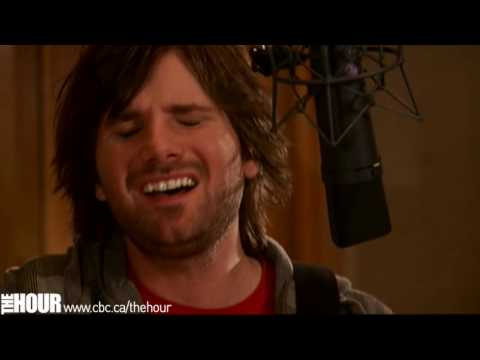 Comedian Sensation Jon Lajoie sings a song to Strombo Music Videos