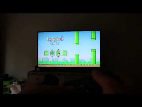 Flappy Birds Family for Android (on Amazon Fire TV)