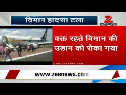 Jet Airways flight makes emergency landing; passengers safe