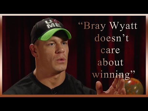John Cena talks with Michael Cole about his WrestleMania match with Bray Wyatt: WWE.com Exclusive, M