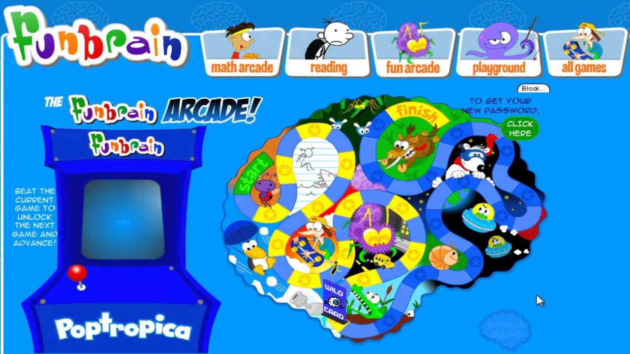 2 player funbrain