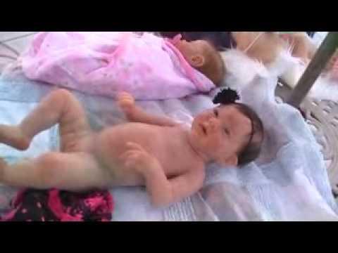 Full Silicone Babies - www.michellefagan.com