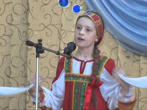 ОКТ: Наталья Тыщук - ученик начальной школы 2011