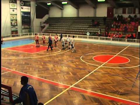 IX Torneio dos Reis: FP Galiza 1-2 AP Aveiro 1.ª P