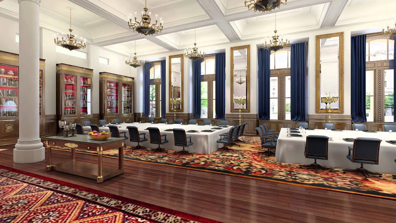 Architectural and design unveiling of trump international for International hotel design